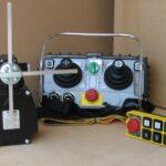 Cutii de comandă suspendată și radiocomenzi