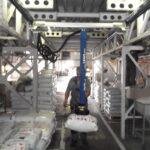 sistem pod rulant ușor pentru spațiu restrâns
